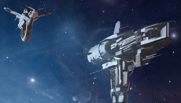 parsec frontier gameplay