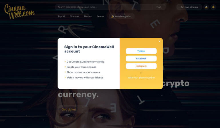 cinemawell