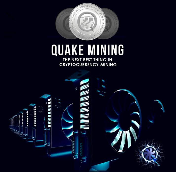 quake mining