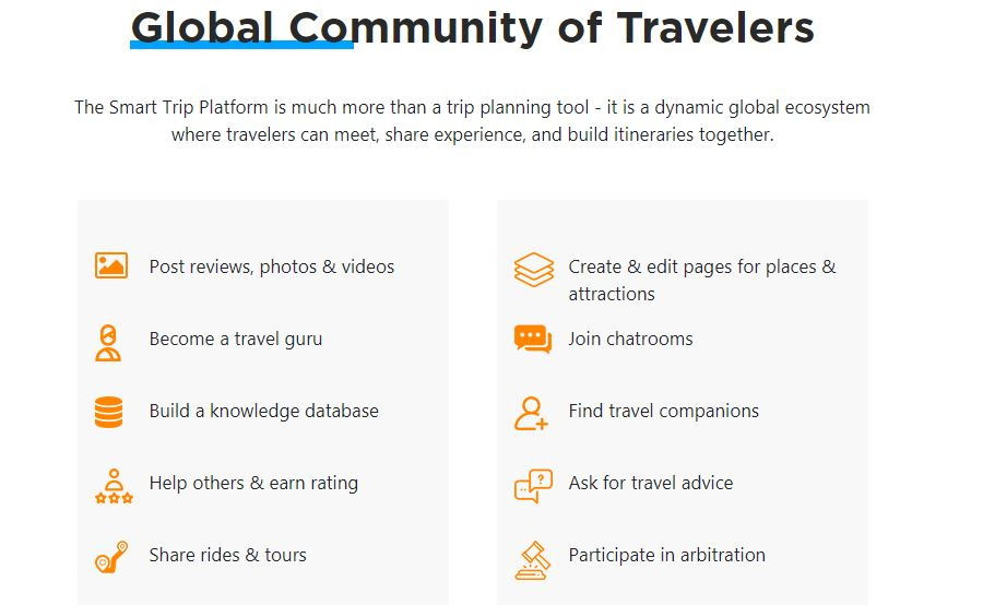 Global Community of Travelers