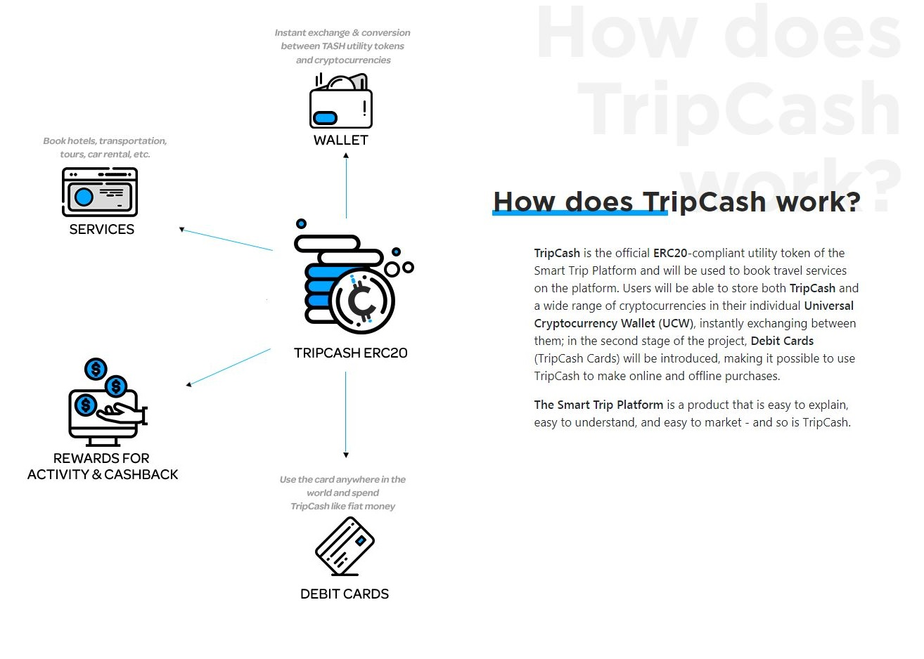 How does TripCash work